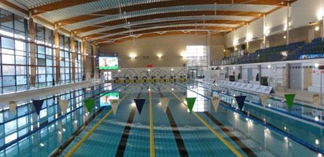 UEA sportspark pool