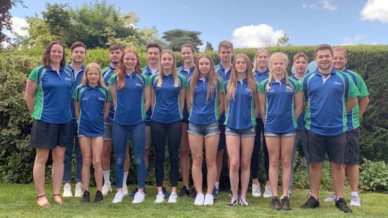 2019 British Summer Champs - Team Photo